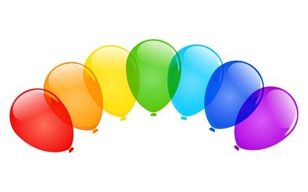 Ballonger - Färgklick - Inredningstips - canvas tavla