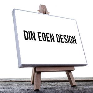 canvas, tavla för hemmet Inred med egen design. Egna budskap, egna färger