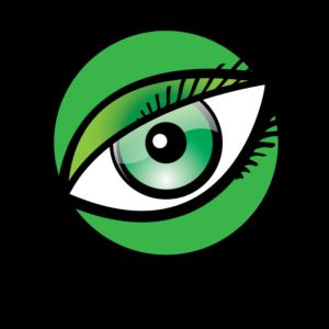 Exponeramedia -med ett öga för design. Exponera Medias Logotyp
