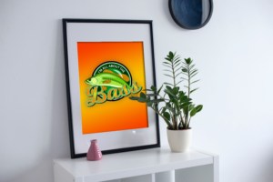 skapa en poster med dina egna budskap, egna foton. Styla din inredning med unik design.