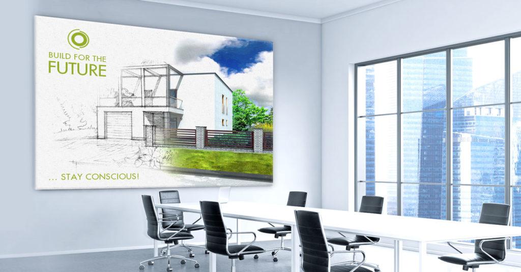 konferens inspiration på kontor med hjälp av bild