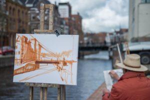 Skapa din egen tavla din egen design. skapa din egen canvas @exponeramedia.se: Låga priser och grafisk expertis finns till hands